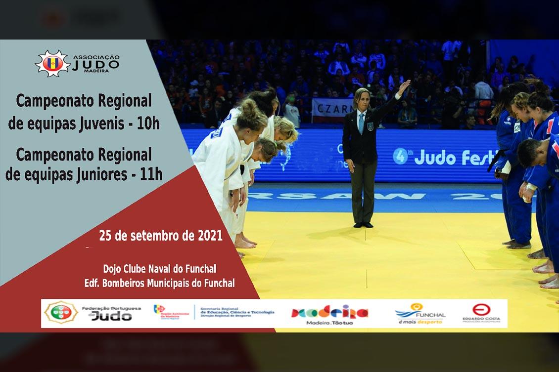 Campeonato Regional de Equipas Juvenis e Campeonato Regional de Equipas Juniores